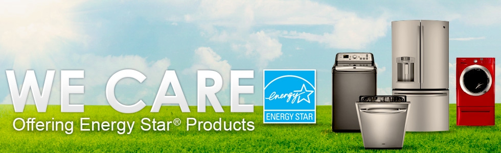 Energy Star rated products are energy efficient